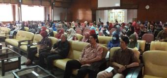 Pengarahan Persiapan Monev Eksternal Kemenristekdikti 2016