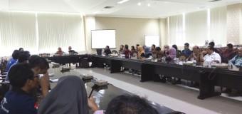 Sarasehan Rektor dengan Pengurus Ormawa
