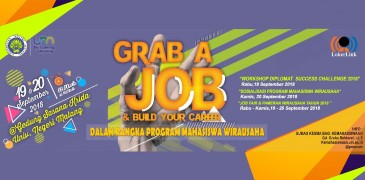 Grab A Job 19 - 20 Sept 18