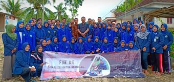 Formadiksi UM Selenggarakan Pengabdian Di Desa Gajahrejo