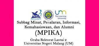Pengajuan Berkas Penghargaan Prestasi Mahasiswa