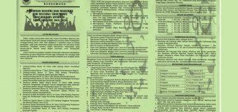 Beasiswa Bagi Mahasiswa Kabupaten Bondowoso