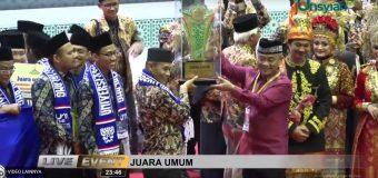 Selamat dan Sukses Kafilah UM 2019