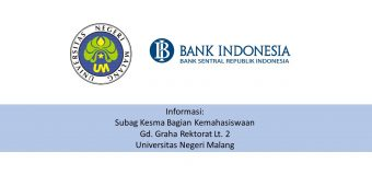Beasiswa Bank Indonesia 2020