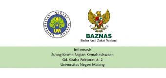 Pendaftaran Beasiswa Cendekia Baznas Tahun 2020