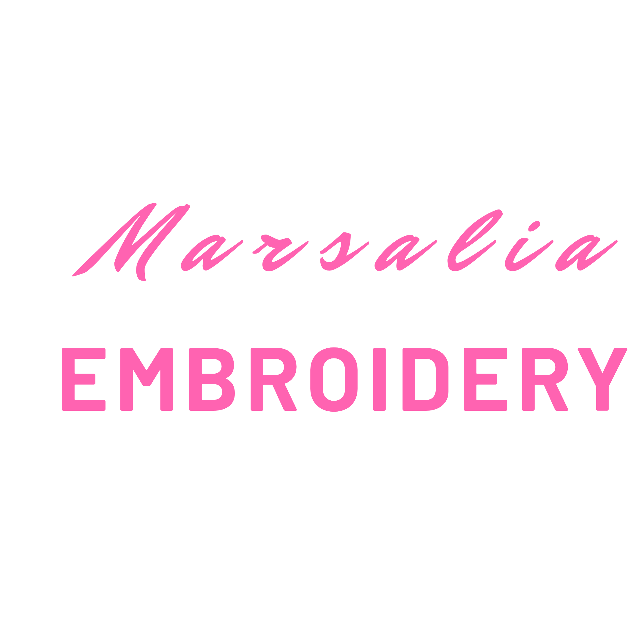 Marsalia Embroidery