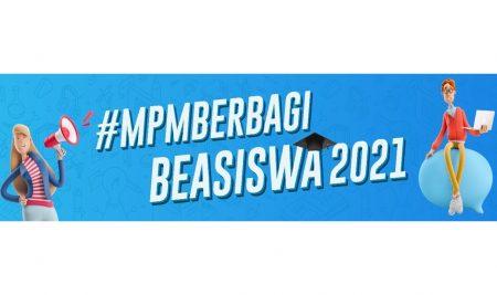 Program MPMBerbagi Beasiswa 2021